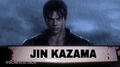 JinKazama