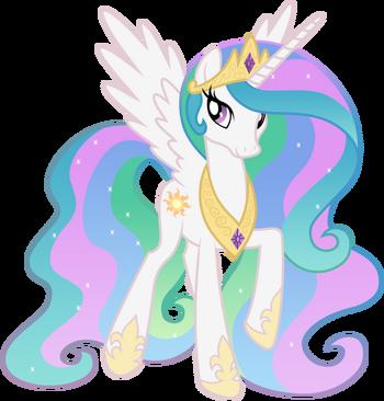 Princess celestia by kooner01-d50xbdc