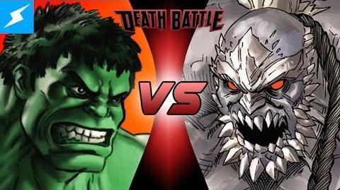 Video - Hulk VS Doomsday DEATH BATTLE! | Death Battle ... Doomsday Vs Hulk Death Battle