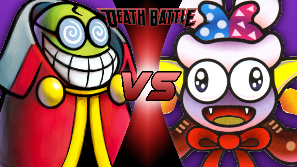Fawful And Cackletta