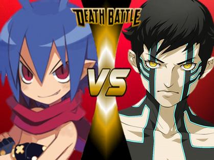 Laharl vs The Demi-Fiend | Death Battle Fanon Wiki | FANDOM powered