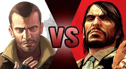 Niko Bellic vs John Marston