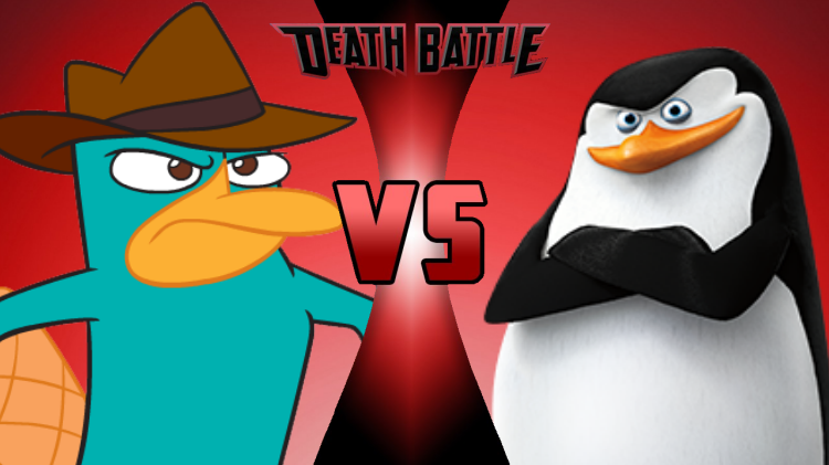 Perry the platypus vs skipper the penguin death battle fanon perry the platypus vs skipper the penguin voltagebd