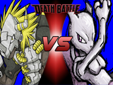 BlackWarGreymon vs. Mewtwo