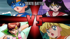 Death Battle - Sailor Senshi Battle Royale