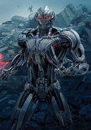 Ultron Prime Poster