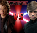 Anakin Skywalker vs Luke Skywalker