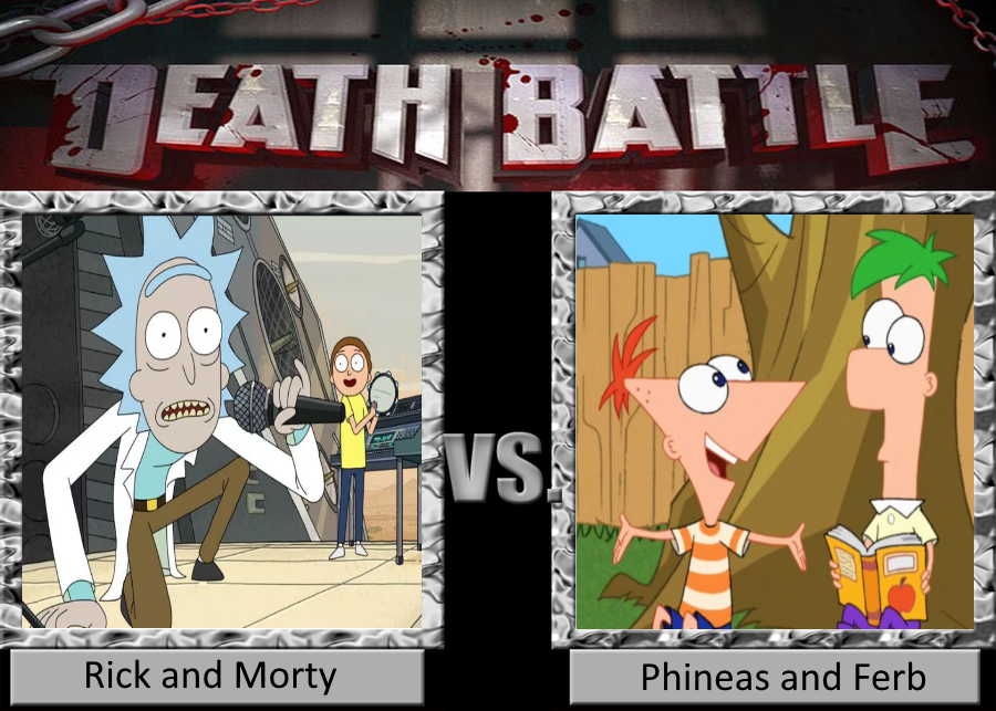 phineas and ferb phineas death