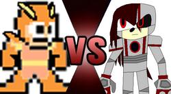 Cruch VS Cyborg E.