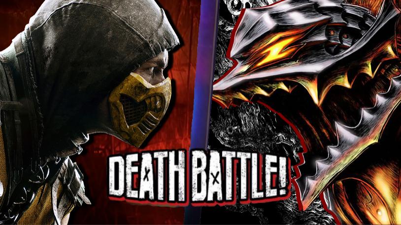 Guts VS Scorpion | Death Battle Fanon Wiki | FANDOM powered