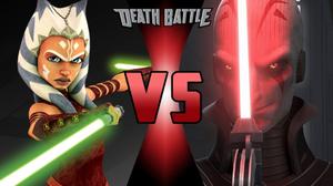 Ahsoka Tano vs The Inquisitor