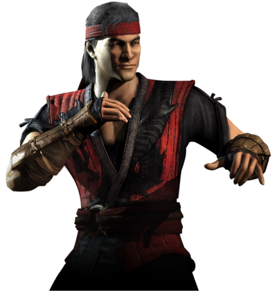 Liu Kang as seen in Mortal Kombat X