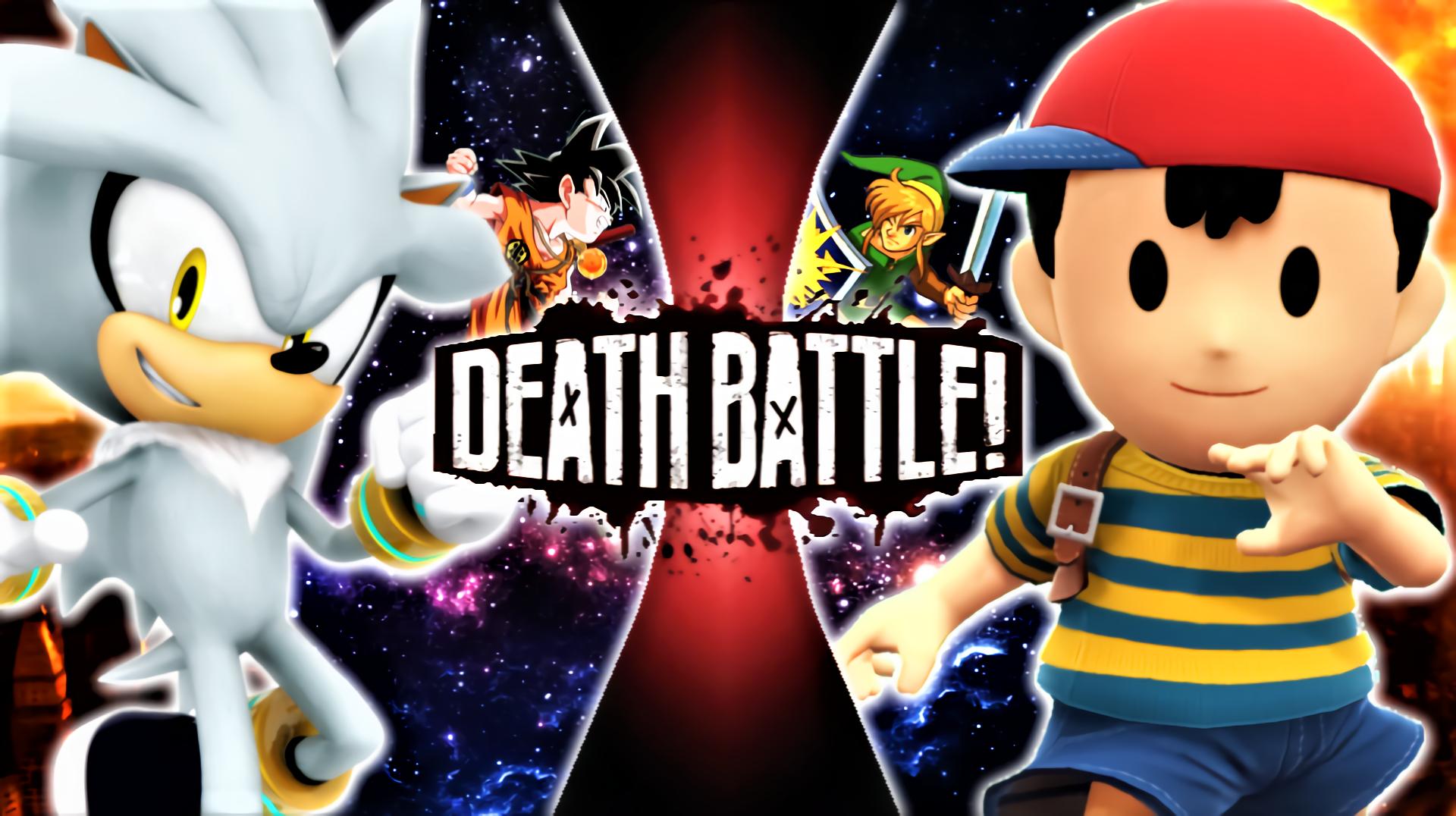 Ness vs Silver   Death Battle Fanon Wiki   FANDOM powered by Wikia