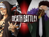Trafalgar Law vs Overhaul