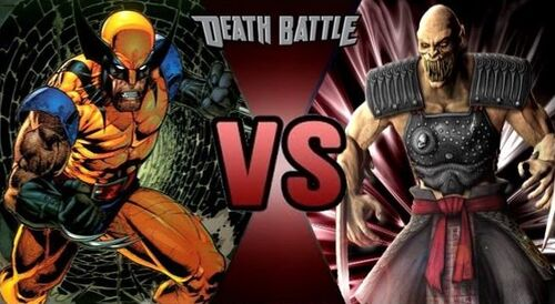 Wolverine vs Baraka