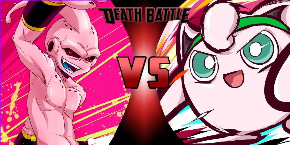 Jigglypuff VS Majin Buu | Death Battle Fanon Wiki | FANDOM ...