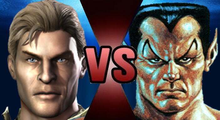 Aquaman Vs Namor The Sub Mariner Death Battle Fanon Wiki Fandom