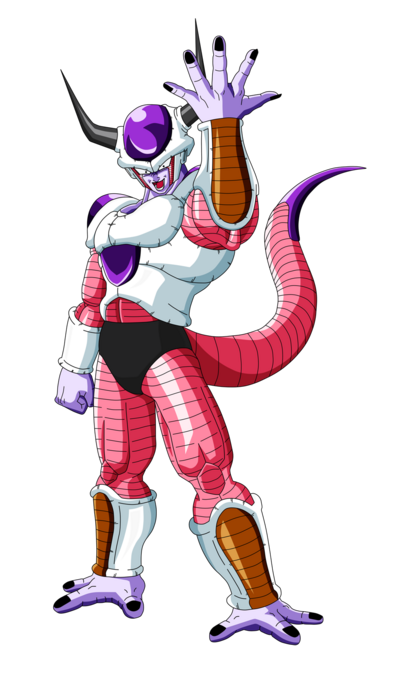 Frieza Second Form