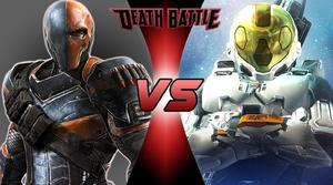 Deathstroke vs