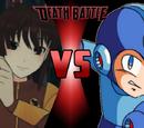 Velvet Scarlatina VS Mega Man