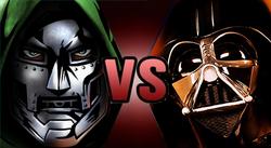 Doctor Doom Darth Vader Fake Thumbnail