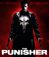 Marvel Comics - The Punisher as he appears in the 2004 film