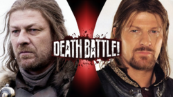 Eddard Stark vs Boromir