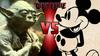 Mickey vs Yoda