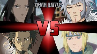 Four Hokage Battle Royale | Death Battle Fanon Wiki | Fandom