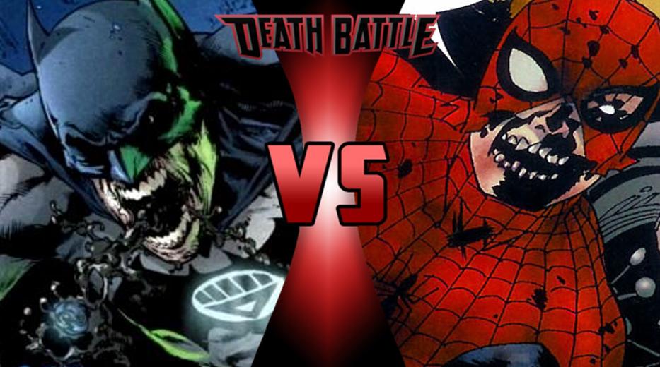 Image - BL Batman vs Z Spider-Man.PNG | Death Battle Fanon ...