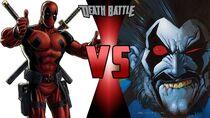 Deadpool vs lobo yeah