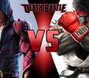 Jin Kazama vs. Ryu