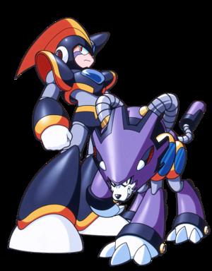Mega Man Classic - Bass & Treble