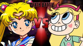 Sailor Moon vs Star Butterfly