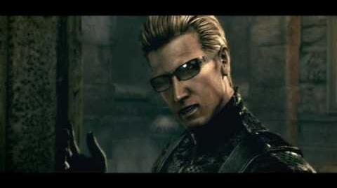 Albert Wesker Is Johnny Bravo