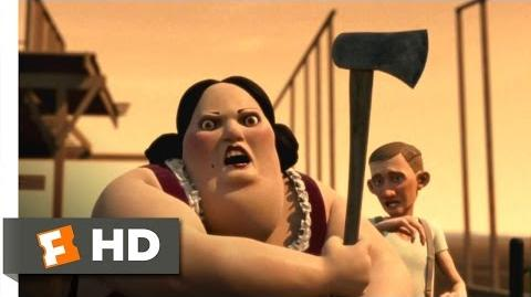 Monster House (7 10) Movie CLIP - She Died, But She Didn't Leave (2006) HD