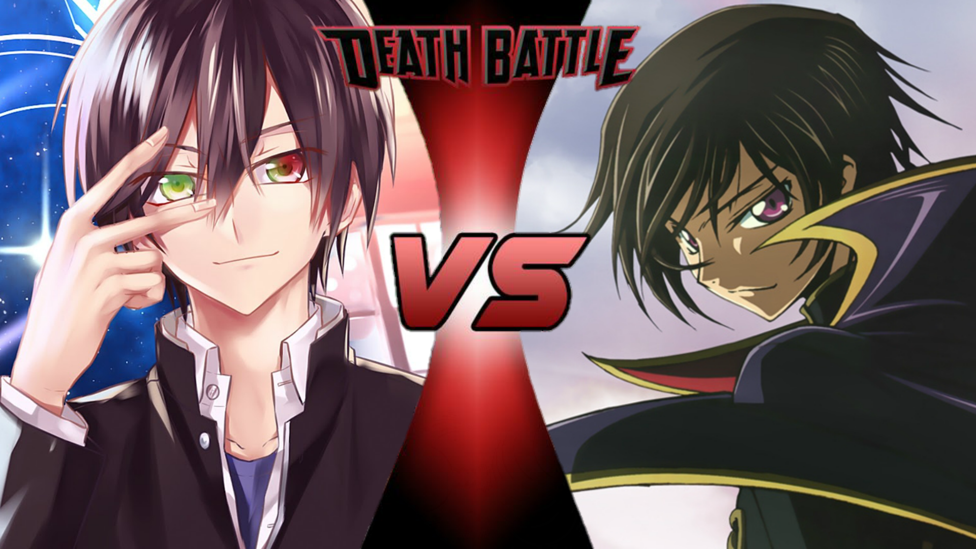 image lelouch vi brittania vs yuu otosaka png death battle