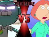 Nicole Watterson vs. Lois Griffin