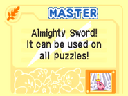Almighty Sword
