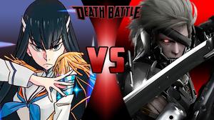 Satsuki Kiryuin vs
