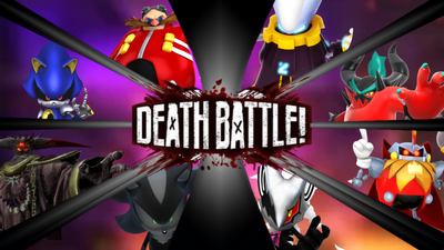 Sonic Main Villain Battle Royale