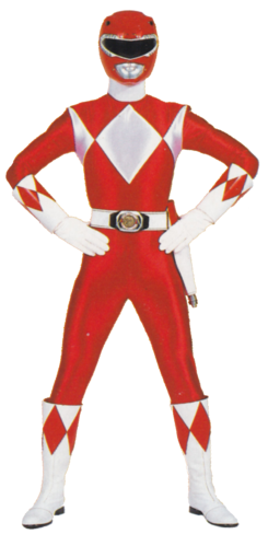 MMPR Red