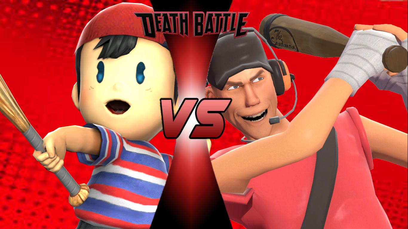 Ninten vs The Scout | Death Battle Fanon Wiki | FANDOM