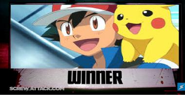 WinnerAsh&Pikachu