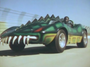 Death Race - Frankenstein's Vehicle as seen in Death Race 2000