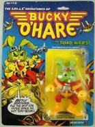 Bucky O'Hair - Bucky O'Hair as an action figure