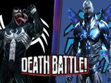 Venom vs Blue Beetle