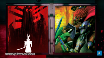 Aku vs Ganon SET