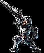 Ghosts 'n Goblins - Sir Arthur as he appears in Marvel vs Capcom 3