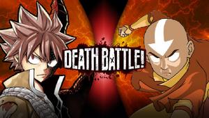 12. Natsu vs Aang